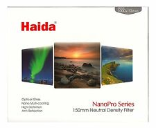Haida NanoPro 150mm Neutral Density ND1000 ND 3.0 Glass Filter 150 10 Stop
