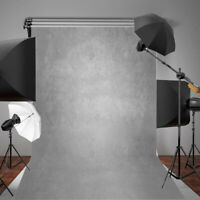 5ftx7ft Gradient Gray Vinyl Background Backdrop Photography Photo Studio Props