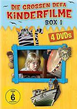 DEFA 4 FILMS POUR ENFANTS KLASSIKER BOX 1 Weiße Nuage Carolin