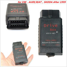 EDC15/ME7 OBD2 Drive Box IMMO Deactivator Diagnostic Tool Scanner For Audi VW