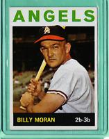 1964 TOPPS BILLY MORAN #333 NM NrMt