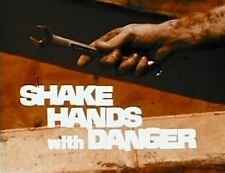 Shake Hands With Danger Caterpillar Heavy Equipment Vintage Safety Films