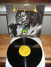 "DILLINGER ""Killer Man Jaro"" LP ESOLDUN FRANCE 1992"