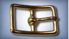 "5ea 5/8"" Center Bar Buckles Solid Brass 121B"
