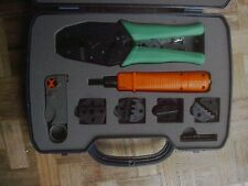 Nuline Data Comm, 9Pc Tool Kit, Impact Tool, Crimper, Stripper, Ht-2314B /Hm3/