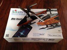 SILVERLIT BLU – TECH HELI  – iPhone iPad gesteuerter Bluetooth R/C HELIKOPTER