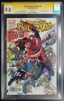 Amazing Spider-Man #500 Marvel Comics CGC 9.8 SS John Romita Jr. Signed