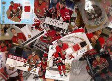 Ottawa Senators HOME TEAM HOT PACK!!!  2 Auto + 2 GUJ + 2 #'d RC's +++ (31)