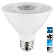 Sunlite LED PAR30S Spotlight, 10W, 5000K Super White, Medium Base