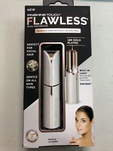 NEW Finishing Touch Flawless Hair Remover Finishing Touch New Open Box