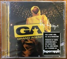 By Design [PA] by Grand Agent (Rap) (CD, Oct-2001, Groove Attack (USA))