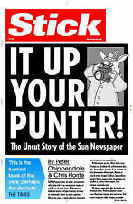 Stick It Up Your Punter!: The Uncut Story Of The Sun Newspaper (Pocket books), G