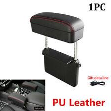 Car Elbow Support Adjustable Arm Rest Support Car Seat Gap Organizer Armrest Box