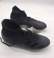 Adidas predator 20.3 SG Black football boots Size U.K. 7 US 7.5