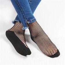 Lace Solid Color Fishnet Socks Ankle Socks Mesh Net Socks Short Socks
