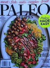 PALEO RECIPES 2019 BRAND NEW MAGAZINE GUIDE COOKING HEALTH WELLNESS