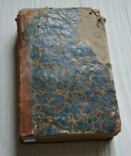 Antique 1832 chemistry initial foundations. Russian book G. Tener Vintage Scienc