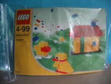 Lego Creator 4026/4027 Baukasten Create your Dreams 100 Teile mit Ideenbuch