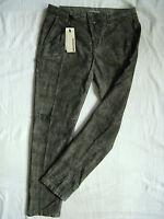Drykorn Damen Hose Chino Women W33/L32 low waist regular fit straight tube leg