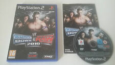 SMACKDOWN VS RAW 2010 FEATURING ECW - SONY PLAYSTATION 2 - JEU PS2 COMPLET