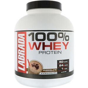 100% Whey Protein, Chocolate, 4.13 lbs (1875 g)