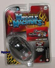 Muscle Machines Series 5 1969 Dodge Charger 69 Go Fast Hemi Mopar 1:64