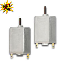 2Pcs Mini Motor 130 DC Brush Toy Motor For Type 3V-6V DC Motor Toy DIY B