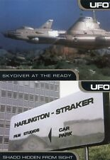 UFO PROMO CARD SET OF 2 FROM CARDS INC