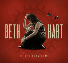 Beth Hart : Better Than Home CD (2015) ***NEW***