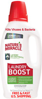 NATURAL LAUNDRY Sanitizer Additive Detergent Additive Kills BACTERIA & VIRUSES