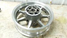 07 Yamaha XVS 1300 XVS1300 A Midnight V Star rear back wheel rim