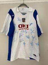 *BNWT* 2006-07 Squad Signed Portsmouth Away Shirt - 2XL