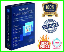 Acronis True Image 2020 ✔️ Lifetime Activation ✔️ Full Version 🔥 Instant Delive