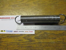 Tension Spring Pull Spring 4.5x38x250mm Plant Farming Agri Workshop Tractor