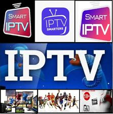 IP TV 12 Months Premium Subscription All App's Android Smart TV Adult Channels