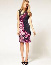 Satin Asymmetric Mini Dresses for Women