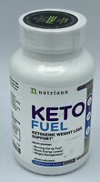 Nutriana Keto Fuel Ketogenic Weight Loss Support X Strength 60 Capsules 5/21