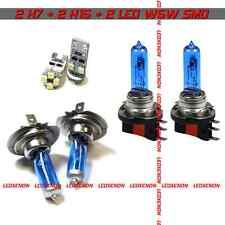 KIT 2 AMPOULE XENON H7 + 2 H15 + 2 LED W5W SMD CANBUS VW SHARAN  APRES 2012