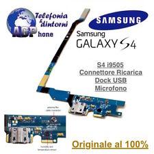 Flat Flex Connettore Ricarica Microfono Samsung Galaxy S4 i9505 LTE Originale