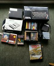 gros Lot console sinclair ZX SPECTRUM (retro gaming Atari msx amstrad commodore)