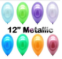 "12"" INCH Latex Balloons Helium & Air Quality Ballons 17 COLOURS Baloons Birthday"