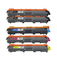 4pk New TN221 TN225 Toner Cartridge For Brother MFC-9330 MFC-9340CDW MFC-9130CW