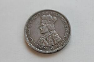 Lithuania 10 litu 1936 silver nr.839 @ low start