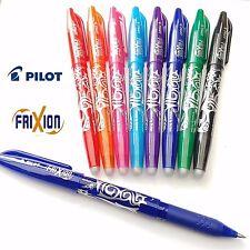 Pilot Frixion Effaçable Style À bille 0.7mm Pointe - encre bleue