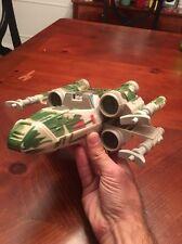 Star Wars Galactic Heroes X Wing Dagobah Playskool Retired No Figures