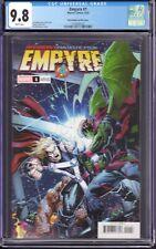 Empyre #1 (Marvel Comics, 2020) CGC 9.8 McGuiness Variant Cover