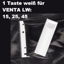 Verriegelung-Taste  (Nr. 5951700) NEU & Origial - VENTA LW15 LW25 LW45 - weiß