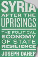 Syria after the Uprisings: The Political Economy of State Re... by Daher, Joseph