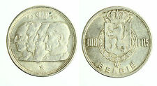 pcc1789_3) BELGIO - 100 Francs 1951