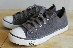 UGG Womens 1882 Casual Gray Shoes. US Size 7
